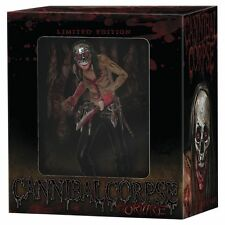 CANNIBAL CORPSE - TORTURE - NEW SEALED LIMITED EDITION CD + ACTION FIGURE BOXSET