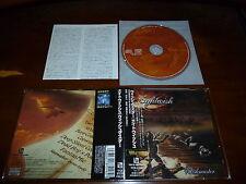 Nightwish / Wishmaster JAPAN+1 TFCK-87216 1ST PRESS B