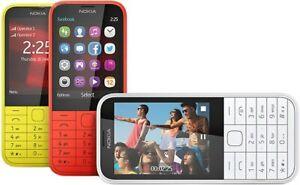 "Original Nokia 225 2.8"" English Hebrew Russian Arabic Keyboard GSM Mobile Phone"