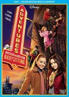 ADVENTURES IN BABYSITTING NEW DVD