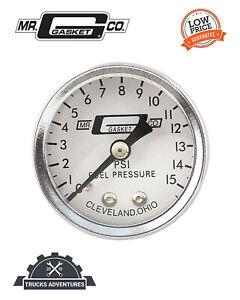 Mr Gasket 1561 Fuel Pressure Gauge