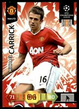 Panini Adrenalyn XL Champions League 2010/2011 Manchester United Michael Carrick