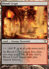1 x MTG Blood Crypt Dissension - NM-Mint, French