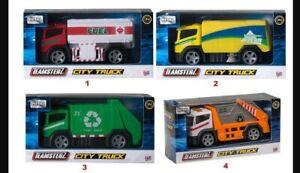 4 Designs Teamsterz Kids Vehicle Toy City Trucks Birthday BRANDED QUALITY TOYS