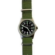 G10 Military Watch with Military Olive Green Watch Strap