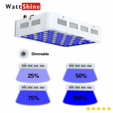 Dimmable 180W LED Aquarium Light For Saltwater Marine Fish Coral Reef SPS LPS