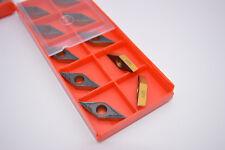 10PCS  VBMT160404-PM 4225 VBMT331 milling cutting carbide inserts for hard steel