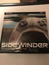 Microsoft SideWinder USB Game Pad