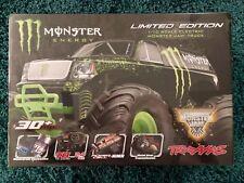 traxxas monster energy rc monster truck