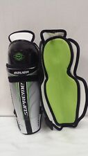 Bauer Supreme Pro Hockey Shin Guard JR-CTC Size 12