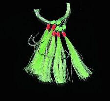 DEGA Patern de caballa. chartr Brillante Iris/brillo. con 5 Brazos laterales