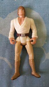Star Wars POTF2 Luke Skywalker Desert Sport Skiff figure