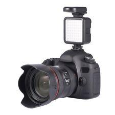 49 LED Lámpara Luz de Vídeo Cámara Fotográfica Foto De Iluminación Para Fotografía Hy