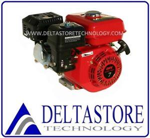 MOTORE DELTAENGINE 4T 7 HP ALBERO CONICO 23mm EURO5 LOMBARDINI ACME INTERMOTOR
