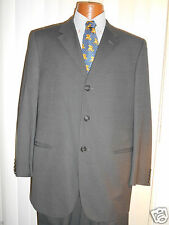 CORNELIANI TREND GRAY  Suit  SIZE 44 R  BEAUTIFUL From ITALY..!!