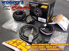AEM 30-4110 Wideband Air/Fuel UEGO Gauge Kit 52mm Electrical BOSCH 4.9 LSU