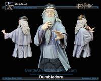 ALBUS DUMBLEDORE bust - Gentle Giant // Voldemort, Hagrid, Harry Potter, Hermion