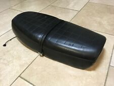 Honda Seat CB750 Most likely K2 to K6 models recovered with Pull String Cover
