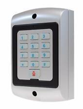 Door Entry Keypad - Dummy Alarm Keypad - Fake Electric Gate Door Keypad LED