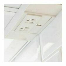 Clearance Sale New IKEA UTRUSTA 2 Outlet power strip with USB port