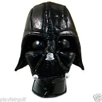 New - Star Wars 'Darth Vader' Golf Club Hybrid/Putter Cover Novelty Headcover