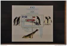 G 140 ++ 2012 BULGARIA ++ VOGELS BIRDS OISEAUX PENGUIN PINGUIN ++ NEUF MNH