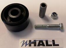 50mm Dia. NYLON entrata ROLLER / Ruota Kit per mano PALETTA / camion pompa