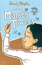 Second Form at Malory Towers by enid-blyton