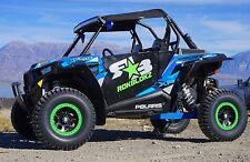 Polaris RZR XP 1000, XP Turbo Mud Flaps, MUD EDITION by ROKBLOKZ All New!