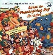 The Little Engine That Could Saves the Thanksgiving Day Parade Watty Piper