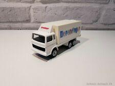 Majorette 1:100 Renault Koffer Truck DERENDINGER #32959# #ML#