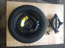 FORD FOCUS C-MAX SPARE WHEEL AND TOOLS INCL JACK BRACE AND TOWING EYE