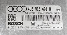 Plug & Play Bosch ECU, Audi Q7 3.0 TDI (2006-2010), 0281013689, 4L0910401M