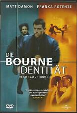 Jason Bourne - Die Bourne Identität / Matt Damon / DVD #3911