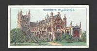 HIGNETT - CATHEDRALS & CHURCHES - #6 EXETER CATHEDRAL