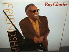 Ray Charles . Friendship . Hank Williams Jr. Merle Haggard . Johnny Cash . LP