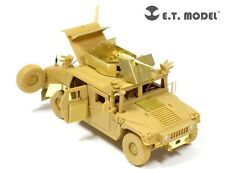 ET Model E35074 1/35 US Army M1114 Humvee Detail Up Set for Bronco