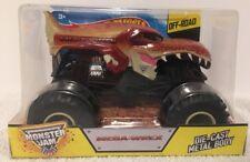 2015 Hot Wheels Monster Jam Mega-Wrex Monster Truck 1:24 scale