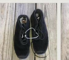 Nwt Women Jordans Black Mohair Sneakers. 2 Pairs For Sale Size 8 And Size 7.5