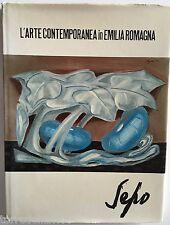 L'arte contemporanea in Emilia Romagna SEPO (Severo Pozzati) G. Marchiori 1975