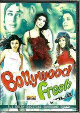 BOLLYWOOD FRESH VOL 2 - BOLLYWOOD HIT 50 SONG DVD