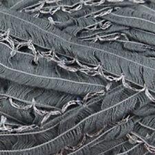 Circulo Sensual Paete Sequins Ruffling Yarn Color Silver #6456- GRAY- NEW!