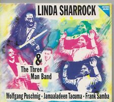LINDA SHARROCK & THE THREE MAN BAND    CD
