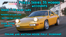 Series35 - Forza Horizon 4 Modded Account - NO 🆂🆃🅴🅰🅼, CRACKED OR SERIES S/X