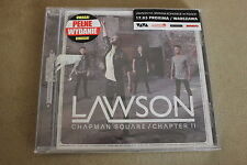 Lawson - chapman square chapter 2 CD POLISH STICKERS