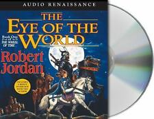 Wheel of Time: The Eye of the World Bk. 1 by Robert Jordan (2004, CD)