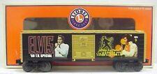 Lionel 6-39238 Elvis Commemorative Boxcar 2003 C9 Displayed