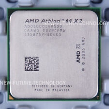 AMD Athlon 64 X2 5000+ (ADO5000IAA5DU) CPU 1000 MHz 2.6 GHz Socket AM2 100% Work
