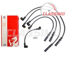 HT Ignition Lead Set for SAAB 95 & 96 - 1.5 V4 - 1970 to 1980 - QH