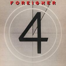 FOREIGNER - 4 (Vinyl LP - LTD RED VINYL) 2016 Atlantic 16999 - NEW / SEALED